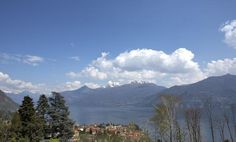 Amazing landscape in Menaggio, Lake Como, Italy