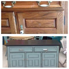 Don't Get New...Up Cycle Your Furniture and Decor!