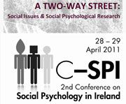 The University of Limerick held a Conference on Social Psychology in Ireland on the 28th and 29th April 2011.   Part of the conference dealt with homelessness. In the event five #HousingFirst programs from different European countries were introduced. The event continued with a round table discussion about the pros and cons of the Housing First principle and its implementation. Discussion was based on the questions addressed by the audience.
