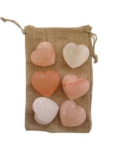 Himalayan Salt Massage Stones via wellnecessity.com