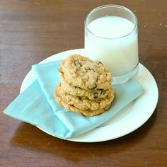 Compost cookies--love this one! Ideal for cleaning out the pantry.