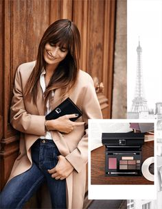 Lancome's Parisian chic autumn collection is all you need this season