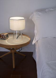 Mercer table lamp by Javier M. Borrás & Joan Gaspar