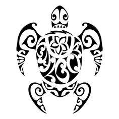 tatuaggio-tartaruga-maori.jpg (800×800)