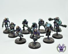 Necromunda Gang - Van Saar #ChaoticColors #commissionpainting #paintingcommission #painting #miniatures #paintingminiatures #wargaming #Miniaturepainting #Tabletopgames #Wargaming #Scalemodel #Miniatures #art #creative #photooftheday #hobby #paintingwarhammer #Warhammerpainting #warhammer #wh #gamesworkshop #gw #Warhammer40k #Warhammer40000 #Wh40k #40K #Imperium #Necromunda #NecromundaGang #VanSaar Necromunda Gangs, Warhammer 40000, Tabletop Games, Gw, Miniatures, Creative, Painting, Color, Board Games