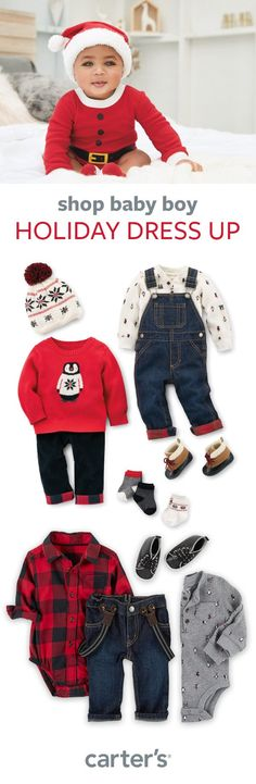 Shop baby boy outfit sets, bodysuits + more!