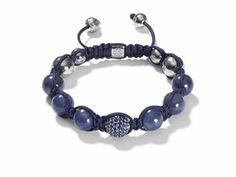Shamballa Bracelet with Sapphires *__* LOVE