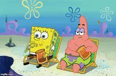 Spongebob and Patrick eating - spongebob ~ - Hintergrundbilder Patrick Spongebob, Wie Zeichnet Man Spongebob, Spongebob Cartoon, Spongebob Drawings, Funny Spongebob Memes, Cartoon Memes, Cartoon Pics, Cute Cartoon, Cartoons