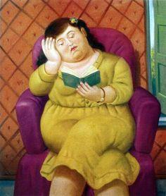 pintura de Fernando Botero