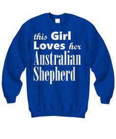 Australian Shepherd - Sweatshirt