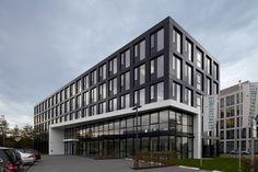 Bürogebäude KB4 in Düsseldorf ist verkauft   Exzellent