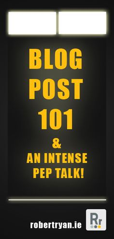 This post is blog post no.101 and with it comes an intense pep talk (of sorts) for you. Blogging has allowed me to build a business but, it wasn't easy! Pep Talks, Web Development, Blogging, Things To Come, Tools, Business, Easy, Words Of Encouragement, Instruments