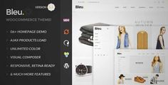 Download and review of Bleu - Fashion Responsive WooCommerce Theme, one of the best Themeforest eCommerces themes {Download & review at|Review and download at} {|-> }http://best-wordpress-theme.net/bleu-fashion-responsive-woocommerce-download-review/