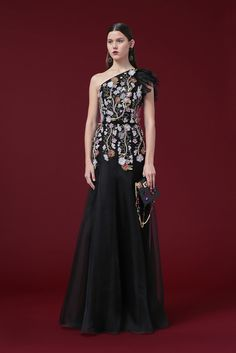 Andrew Gn Pre-Fall 2016 Fashion Show