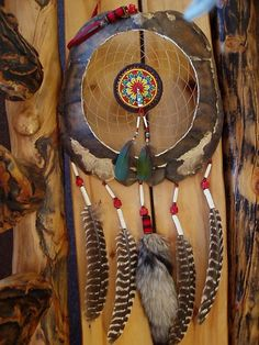 Choctaw Indian Art Oklahoma - Dream Catchers and War Shields