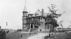 Hamms Mansion   1889 Victorian House Restoration