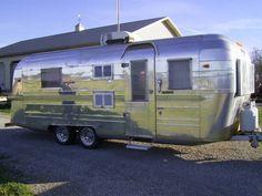 1963 streamline duke vintage travel trailer camper