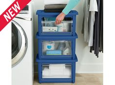 Open up the possibilities of easy access with All Access™ Organizers, featuring an innovative, clear....