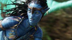 Neytiri from Avatar, obvio.