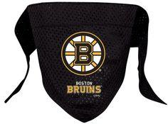 5dfedbf11 Amazon.com   NHL Boston Bruins Pet Bandana