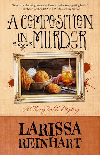 """A Chick Who Reads: Great Escapes Book Tours Book Review: A Composition in Murder 5/5 """"The Cherry Tucker Mystery Series is one of my absolute favorites. Cherry reminds me a bit of Stephanie Plum before 20 + books took the wind out of her sails. This is the 6th book in the series and everything is still fresh and fun. This book is a great addition to the series, I hope we have loads more Cherry Tucker adventures to look forward too."""""""