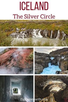 The Silver Circle Iceland - map, tips and best attractions -- Iceland Travel Tips | Iceland things to do | Iceland Itinerary | Iceland Scenery | Iceland Trip | Iceland Landscapes | Iceland Photography | things to do in Iceland | #iceland Iceland Destinations, Iceland Travel Tips, Europe Travel Tips, Famous Waterfalls, Iceland Landscape, Iceland Road Trip, Best Travel Guides, Beautiful Places In The World, Africa Travel