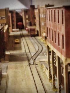 RTR Table Saw Blade Caddy O Scale Custom Designed Model Railroad Layout