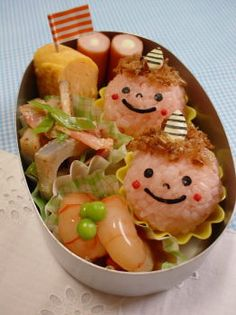 Japanese Lunch Box, Cute Japanese, Japanese Food, Bento Box Lunch, Watermelon, Fruit, Breakfast, Morning Coffee, Japanese Dishes