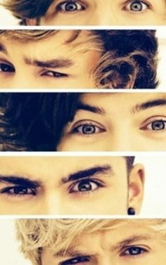 Their eyes<3 IM IN LOVE WITH THEIR EYES❤️