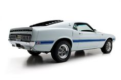 1970 Shelby GT500 Mustang Fastback-I had one of these back in the day!  Sold it for the down payment on my first house!