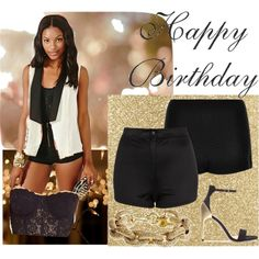 Birthday Outfit Inspiration