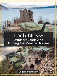 Loch Ness - Urquhart Castle and Finding the Monster, Nessie