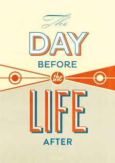 { all day everyday project - the day before the life after }