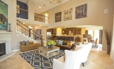 Wentworth living room