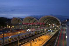 Abstraktes | 2015 | Kieler Hauptbahnhof