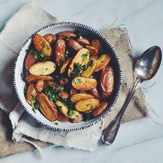 Tara O'Brady's Flat Potatoes and Loads of Feelings   Turntable Kitchen