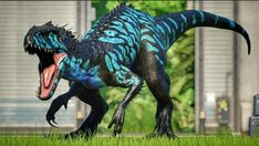 Jurassic World Hybrid, Jurassic World Indominus Rex, Jurassic Park World, Dinosaur Time, Dinosaur Art, Fantasy Creatures, Mythical Creatures, Creature Picture, Captain America Wallpaper