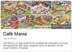 jogos: Café Mania