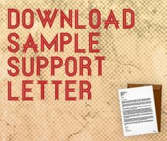 Great Tips On Writing A Support Letter Fundraising