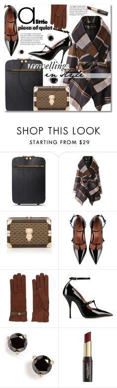"""""""travelling in style"""" by addorajako ❤ liked on Polyvore featuring STELLA McCARTNEY, Chicwish, RED Valentino, Causse, Kate Spade, David Jones, instyle, travelling and lovelyluggage"""