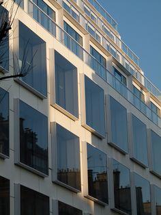 #cloud.paris, PCA/ Philippe Chiambaretta, Paris, Bürogebäude
