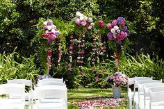 Wedding Diy: Build A Floral Wedding Arch
