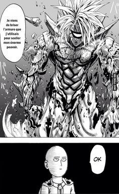 Parce que le héros de One Punch Man est epic