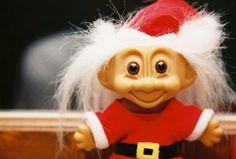 Santa Troll #trolls #santa