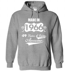 49  years of being awesome! T-Shirts, Hoodies (39.99$ ==► BUY Now!)