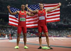 NIKE (Best): Just about every winning runner at the Games was sporting a bright yellow neon pair of Nikes ... the ultimate ambush marketing for this clever Olympic non-sponsor that managed to come out on top through creativity, product placement and just plain smart marketing.
