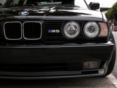 The good old E34 BMW M5