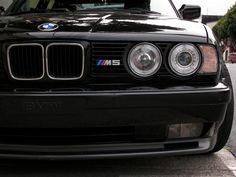The good old E34 BMW M5 a.k.a. The teddybear