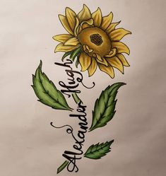 225 Stand Out Sunflower Tattoos (with Meanings & Tips) - Prochronism - 225 Stan. - 225 Stand Out Sunflower Tattoos (with Meanings & Tips) – Prochronism – 225 Stand Out Sunflower - Watercolor Sunflower Tattoo, Sunflower Tattoo Meaning, Sunflower Tattoo Simple, Sunflower Tattoo Shoulder, Sunflower Tattoos, Sunflower Tattoo Design, Watercolor Flowers, Tattoo On, Word Tattoos