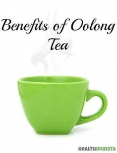 Many scientific studies have proven that Oolong Tea is a better fat-destroyer than green tea! Oolong tea is not only the best for weight loss, but also has many benefits for your skin beauty and Oolong Tea Benefits, Thé Oolong, Health Benefits, Health Tips, Meat Fruit, Lose Weight, Weight Loss, Types Of Tea, Good Fats